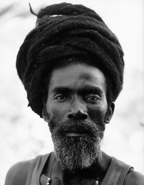 Yes Rasta portrait 1