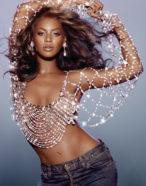 """Beyonce Dangerously in Love"" 2003"